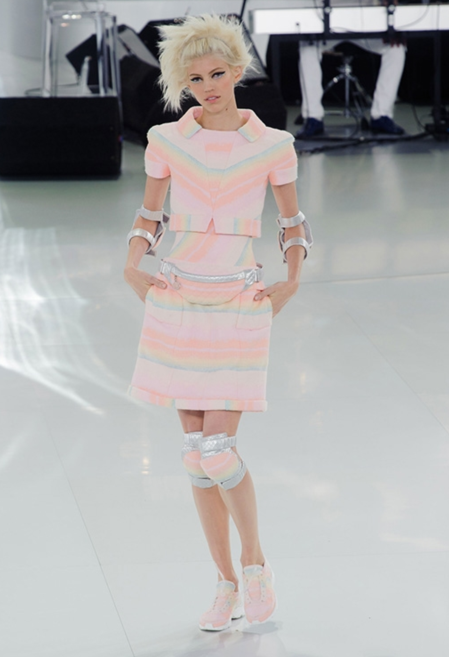 Chanel huat couture весна-лето 2014