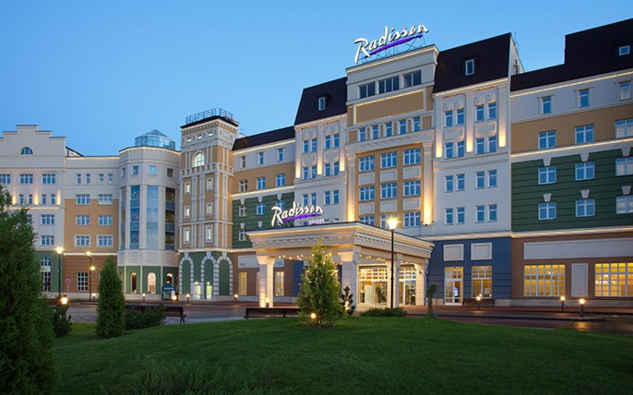Отель Radisson Resort, Zavidovo