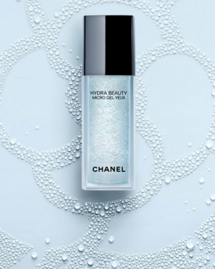 Гель для глаз Chanel Hydra Beauty Micro Gel Yeux