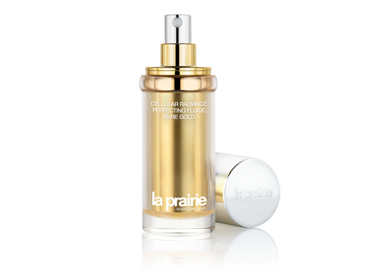 Флюид для лица Cellular Radiance Perfecting Fluide Pure Gold от La Prairie