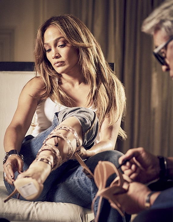 Обувь Giuseppe for Jennifer Lopez
