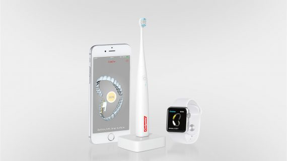 зубная щетка Smart Electronic Toothbrush E1 от Apple