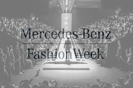 Mercedes-Benz Fashion Week Russia Манеж 10-16 марта 2018