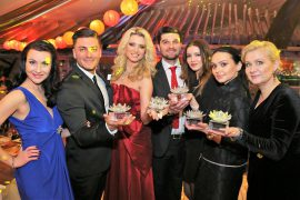 Премия THE BEAUTIFUL PEOPLE AWARDS