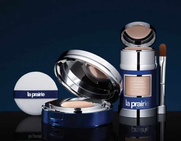 тональный кушон skin caviar essence-in-foundation la prairie