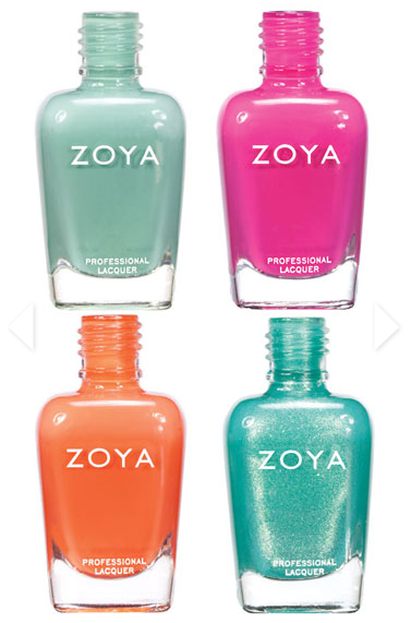 Zoya Beach & Surf Collection