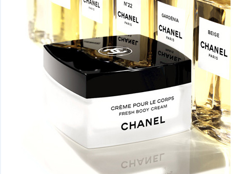 Chanel Fresh Body Cream