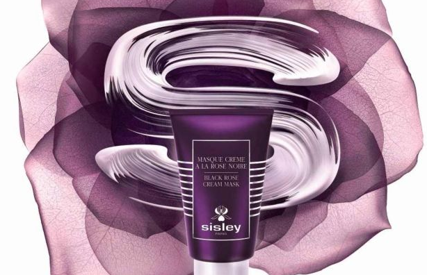 Маска для лица с черной розой – Sisley Black Rose Cream Mask