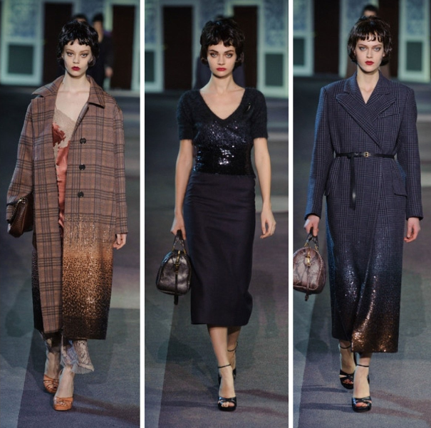 Louis Vuitton осень-зима 2013-2014