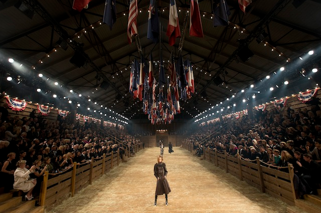 Chanel Metiers d'Art Paris-Dallas