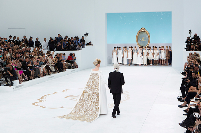 Chanel Haute Couture Fall Winter 2014-15
