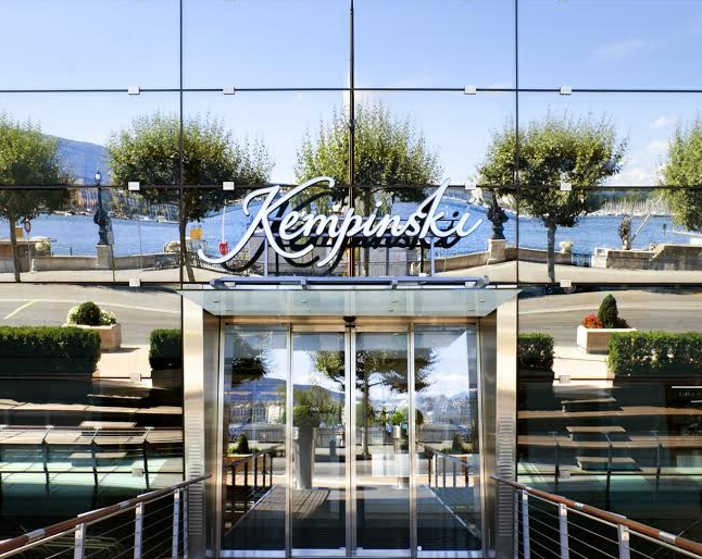 The Grand Hotel Kempinski Geneva