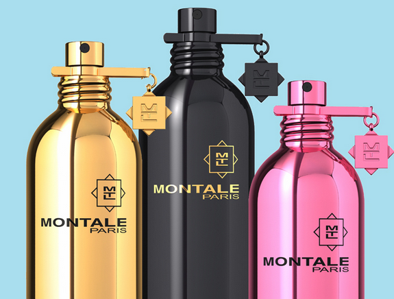 Montale Starry Nights, Intense Roses Musk и Golden Sand