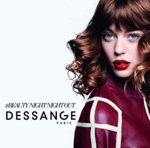 Dessange Russia приглашает на Dessange Beauty Night Out