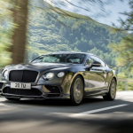 Новый Bentley Continental Supersports