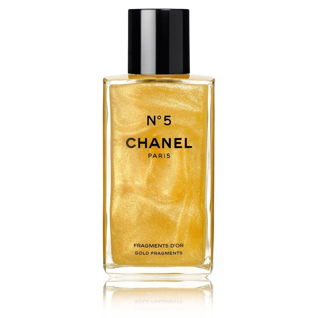 No.5 Fragments D'Or от Chanel