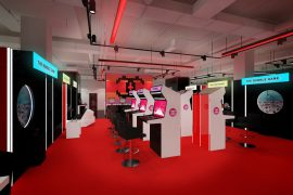 Chanel Coco Game Center в ЦУМе